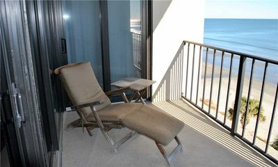 Photo for Oceanfront 2 Bedroom Condo