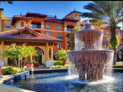 Photo for Deluxe 1 Bedroom Wyndham Bonnet Creek Resort Inside the Gates of Disney!!!