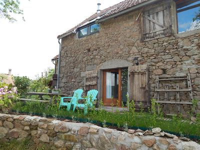 Photo for Charming holiday home in the De Morvan nature park in Burgundy
