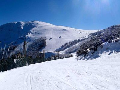 Mt Buller Summit view