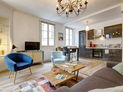 Photo for 1BR Apartment Vacation Rental in Vannes, Bretagne