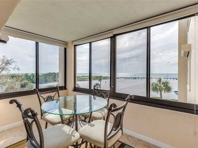 Photo for Sandarac A409, Gulf Front, 2 Bedrooms, Elevator, Heated Pool, Sleeps 4
