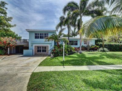Photo for Beautiful pool home - walking distance to city parks, Mizner park, and beaches