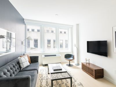 Photo for Sonder | Wall Street | Tranquil 2BR + Kitchen