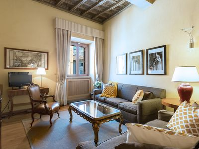 Photo for 2BR Apartment Vacation Rental in Rome, RM