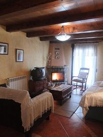 Self catering Mosqueruela Rural for 43 people
