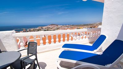 Photo for Port Royale, Los Cristianos - 1 bed penthouse
