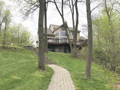 Beautiful Home on the Wisconsin River