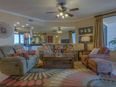 Photo for Four Seasons 301E Orange Beach Gulf Front Vacation Condo Rental - Meyer Vacation Rentals