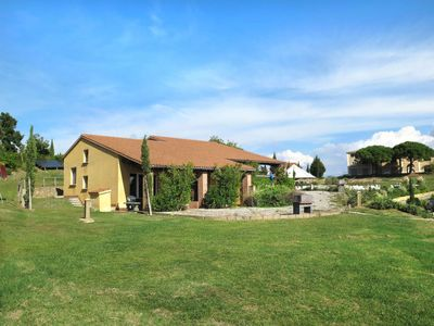 Photo for One bedroom Apartment, sleeps 4 in Podere Dottrina with WiFi