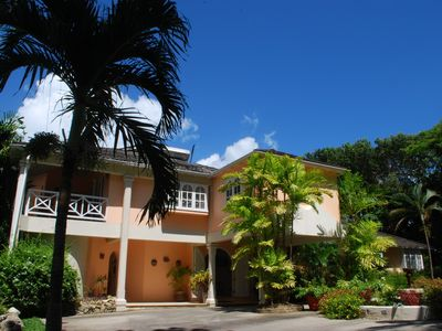 Photo for Luxury Villa on Exclusive Sandy Lane Estate - World Class Beach Facilities