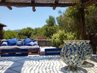 Photo for Garden Villa near Costa Smeralda