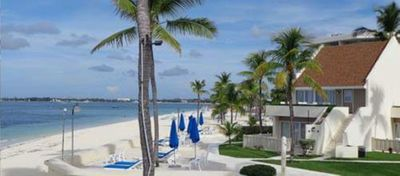 Photo for The resort is on Cable Beach in Nassau, Bahamas, warm, relaxing and beautiful!