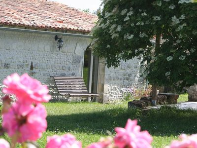 Photo for GITE 3 *** QUIET, SPACIOUS, MAGNIFICENT VIEW ON COUNTRYSIDE, QUICK ACCESS TO BEACHES