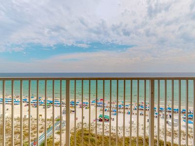 Photo for Waterfront condo in a resort setting w/ shared pools, hot tub, & beach access