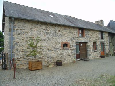 Photo for Les Chenes gite, beautiful rural location, renovated in contemporary style