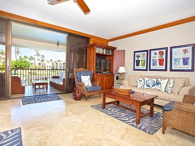 Photo for Comfortable & Cozy One Bedroom at Mauna Lani Terrace