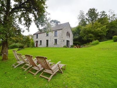Photo for Quaint Holiday Home in Robechies amid Meadows