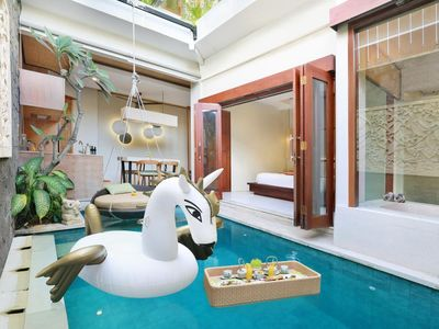 Photo for Family Villas at Legian with 2BR