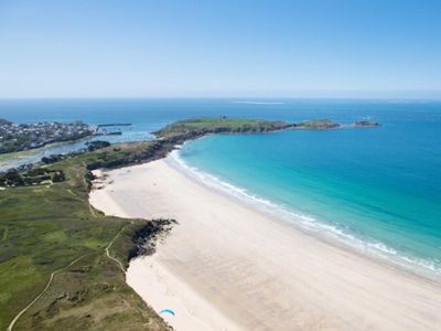Photo for House seaside in residence in conquet 400m beach of the white sablons