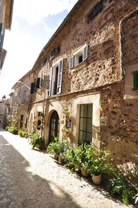 Photo for Typical Majorcan town center in Valldemossa