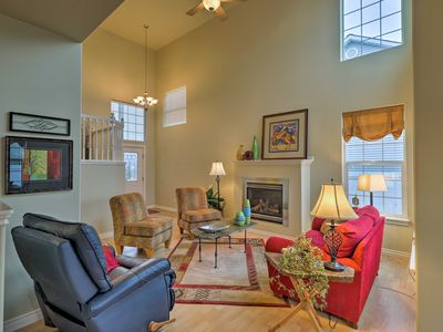 Photo for 2-Story Kalispell Townhome w/Yard - By State Parks