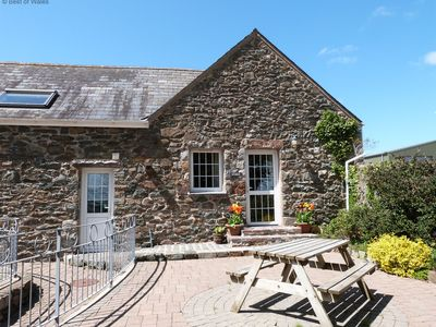 Photo for The kids are going to love it here! This charming period cottage, beautifully secluded and yet withi