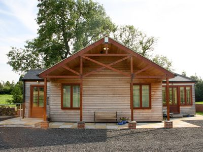 Photo for LITTLE OWL LODGE, family friendly in Butterknowle, Ref 960855