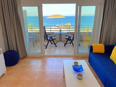 Photo for Seafront apartment in Magaluf