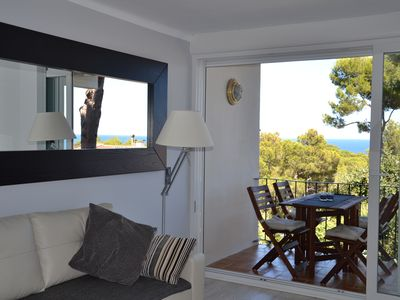 Photo for 2BR Apartment Vacation Rental in Calella de Palafrugell, Connecticut