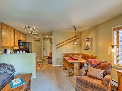 Photo for Breckenridge Condo - 5-Min Walk to Snowflake Lift!
