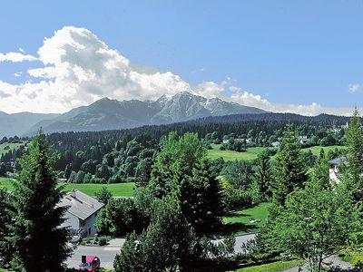 Photo for Apartment 96 m from the center of Flims with Parking, Internet, Washing machine, Balcony (48907)
