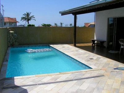 Photo for EXCELLENT LOCATION - HOUSE WITH SWIMMING POOL IN THE CENTER OF PERUÍBE