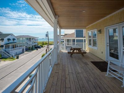 Photo for Katherine By The Sea Unit A  Once in a lifetime ocean views from the porch