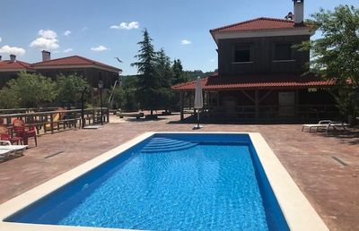 Photo for Cabin or bungalow El Hosquillo for 4 people