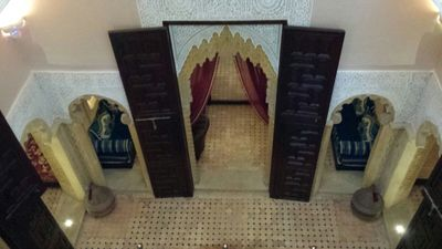 Photo for Riad of authentic charm in the middle of the medina of Salé