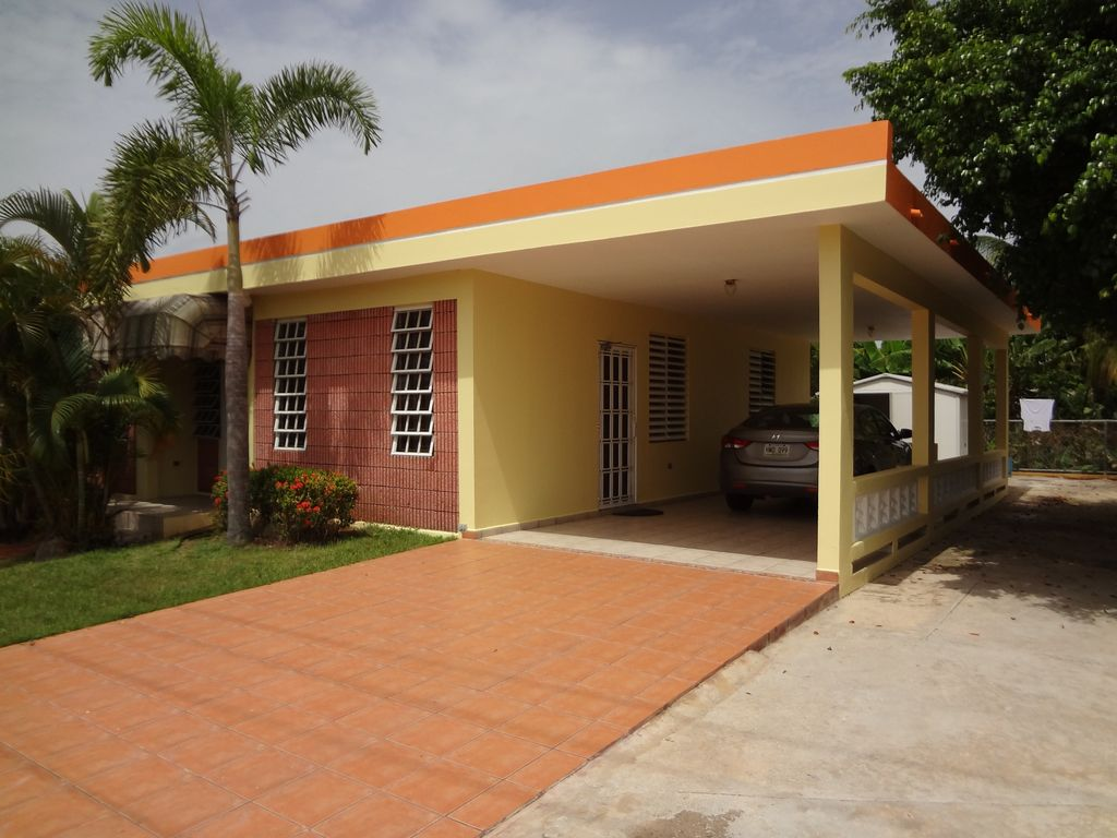 Beautiful Home Minutes From Jobos De Playa Beach Jobos