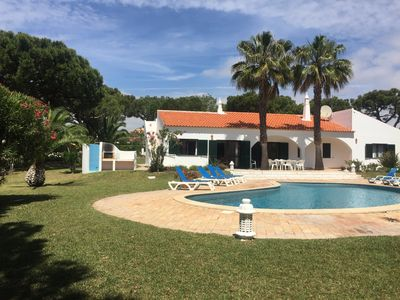 Photo for Villa Tolima Vilamoura 4 bedroom with pool