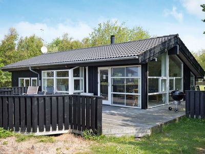 Photo for Vacation home Øer Strand in Ebeltoft - 8 persons, 3 bedrooms