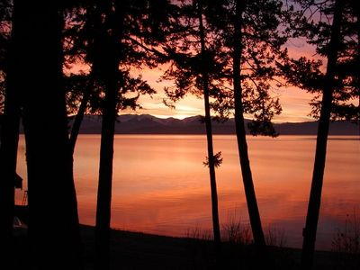 Photo for Lakeshore Cottage - Flathead Lake Montana