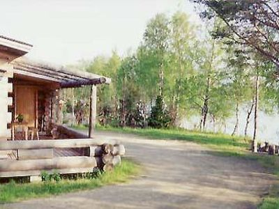 Photo for Vacation home Saapungin lomat / iltarusko in Kuusamo - 8 persons, 3 bedrooms