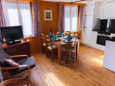 Photo for Apartment Monte Rosa in Saas-Grund - 6 persons, 3 bedrooms