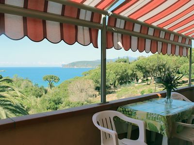 Photo for Holiday apartment Capoliveri for 1 - 4 persons - Holiday apartment