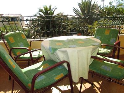 Photo for Apartment for 4 people only 150 meters from the beach.