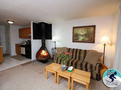 Photo for Great Location! One bedroom condo on the shuttle route & ski back trail