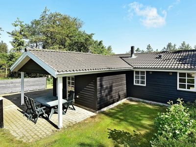 Photo for Fabulous Holiday Home in Oksbøl with Sauna