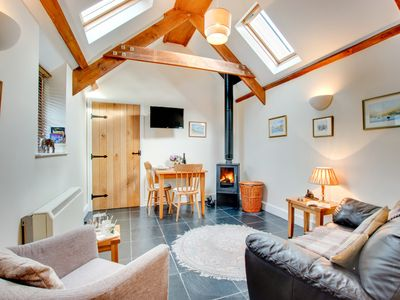Photo for Recently refurbished and with a lovely modern kitchen and shower room, Love Cottage is a cosy holida