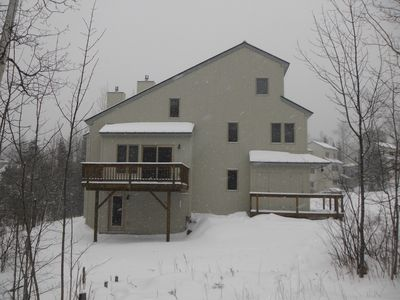 Photo for Family Friendly 4 Bedroom Condo With Excellent Location At Sugarloaf Usa