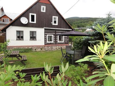 Photo for Holiday house 200 meters of beautiful Skipark Cerny Dul
