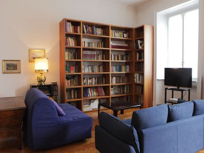 Photo for Comfortable, well-situated apartment in the heart of Milan - walk to everything!